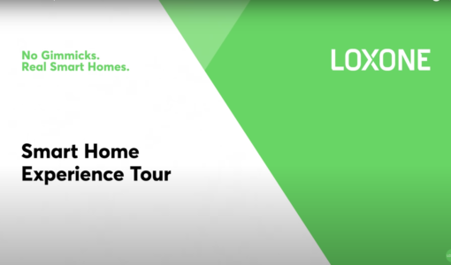 Loxone Smart Home Experience Tour