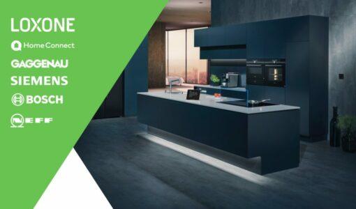 Home Connect Siemen Bosch